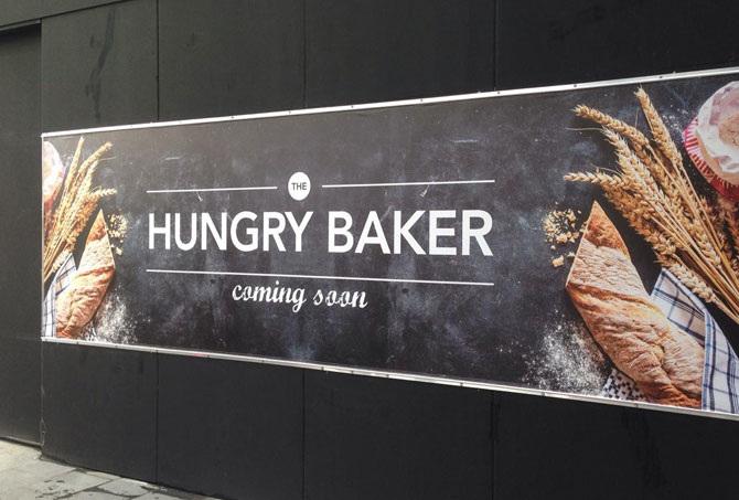 Hungry baker cheryl collins design