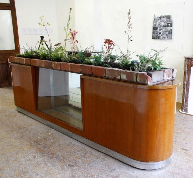 le jardin chlo wizla. Black Bedroom Furniture Sets. Home Design Ideas